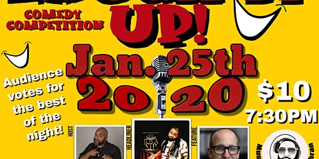 Laugh It Up! Comedy Competition - Jan 2020 tickets