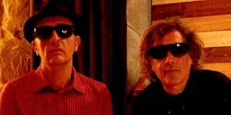 LOS ENSAYOS + CAUSTIC ROLL DAVE & MIKE MARICONDA + HIGINIO entradas