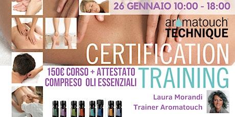ALESSANDRIA Corso AromaTouch Technique dōTERRA biglietti