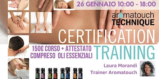 ALESSANDRIA Corso AromaTouch Technique dōTERRA