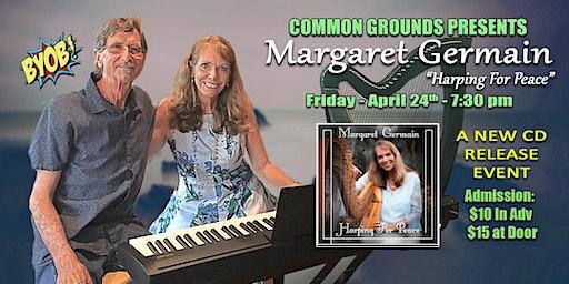 Margaret Germain: Harping For Peace