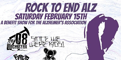 Rock to End ALZ
