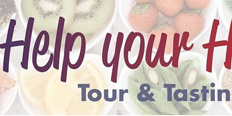 Help Your Heart Store Tour & Tasting tickets