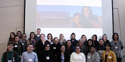 Basic Food Education Forum – Snohomish County Winter 2020