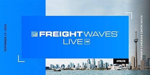 FreightWaves LIVE Toronto (USD)