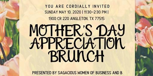 Mother's Day Appreciation Brunch Retreat