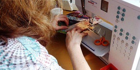 Sew your own Cross-over Apron! Sewing and Pattern 2-part Workshop tickets