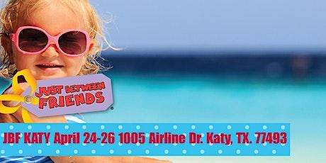 JBF KATY NEW PARENT/GRANDPARENT PASS tickets