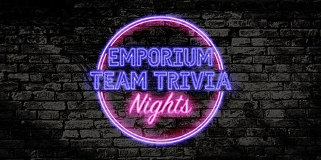 Emporium Team Trivia Night tickets
