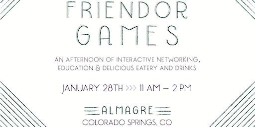 Friendor Games | Almagre Wedding Networking