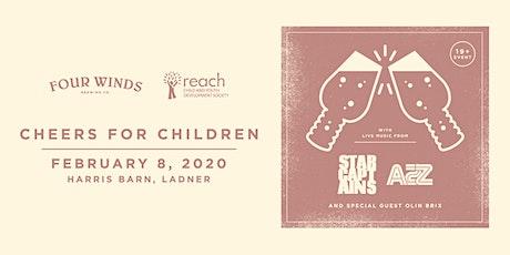 Cheers For Children 2020 tickets