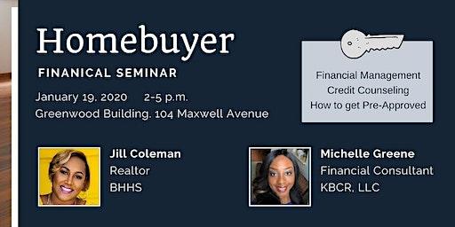 Homebuyer Financial Seminar