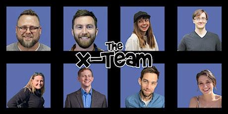 The KC Improv Comedy Show w/ The X-Team tickets