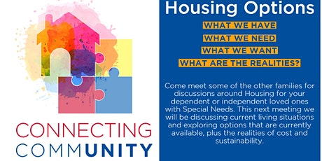Connecting CommUNITY: Housing Options tickets