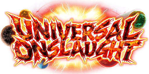 Dragonball Super TCG - Universal Onslaught Prerelease