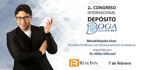 2do Congreso Internacional Boga Dent boletos