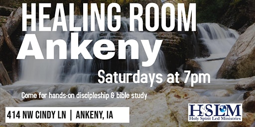 Healing Room - Ankeny, IA