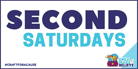 Second Saturdays | Craft for a Cause tickets
