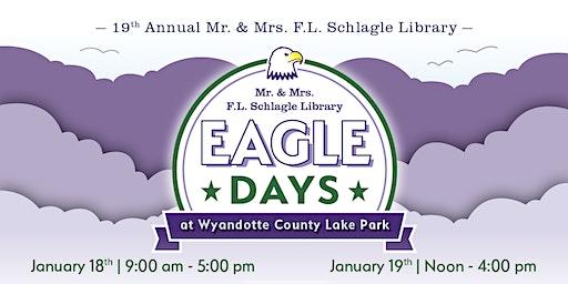 2020 Eagle Days at Wyandotte County Lake