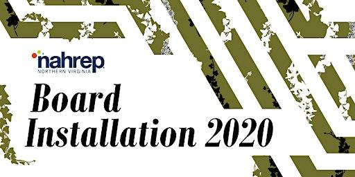 NAHREP  Northern Virginia: Board Installation 2020