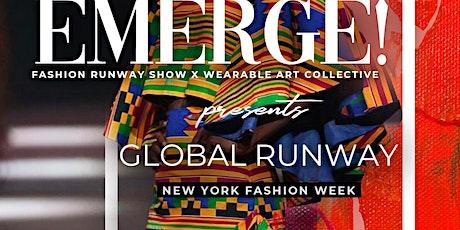Emerge! Fashion Show New York Fashion Week tickets