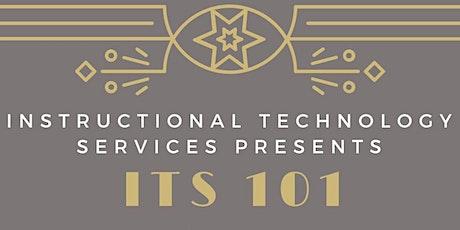 ITS 101: Canvas Pilot Update tickets