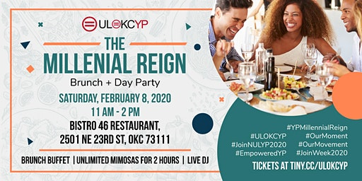 The Millennial Reign Brunch Day Party