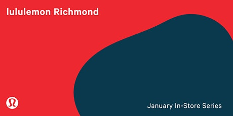 lululemon Richmond January Series tickets