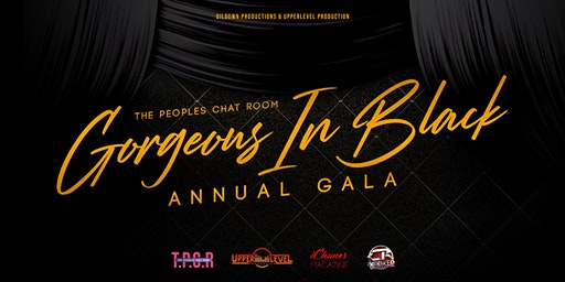 Gorgeous In Black Annual Gala