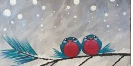 Paint Nite Sponsored by Diamond Bay Chapter of AMSN