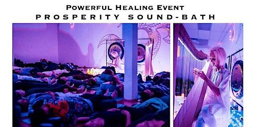 Prosperity Sound-Bath (1.5 hrs) | Granada Hills