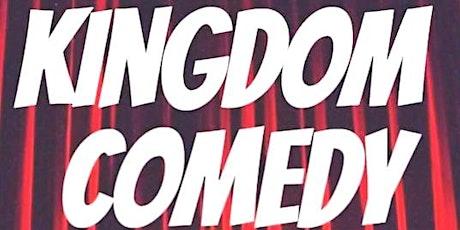 Kingdom Comedy Night tickets