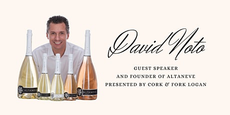 Winery Spotlight: Altaneve with Founder, David Noto tickets