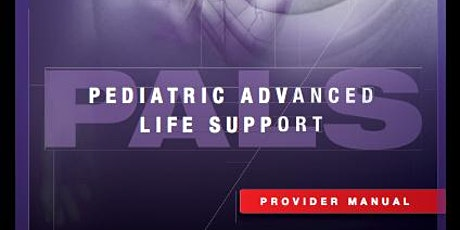 PALS (Pediatric Advanced Life Support) for Healthcare Providers, Spring 2020 tickets