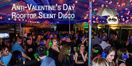 Anti-Valentine's Day Rooftop Silent Disco tickets