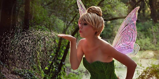 Art with Character: TinkerBell's Lost Fairy Treasures