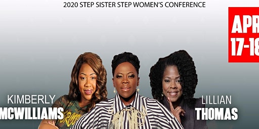 Step Sister Step Women's Conference