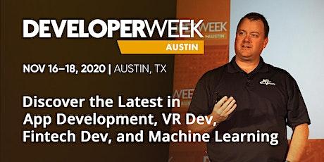 DeveloperWeek Austin 2020 tickets