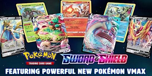 Pokemon TCG Prerelease - Sword & Shield