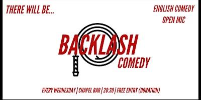 Backlash Comedy #17