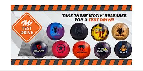 MOTIV Test Drive Tinley Park tickets