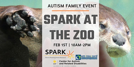 SPARK at Central FL Zoo & Botanical Gardens  | Autism Family Event tickets