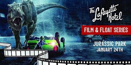Film & Float: Jurassic Park tickets
