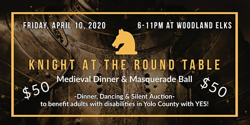 Knight at the Round Table Dinner