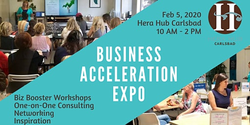 Business Acceleration Expo & Open House