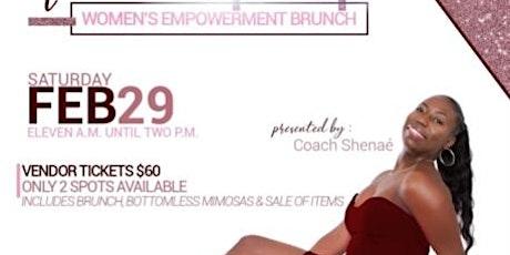 Tiara's UP TOP! Women's Empowerment Brunch tickets