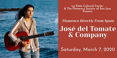 Flamenco Directly from Spain!: José del Tomate & Company tickets