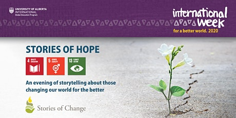 Stories of Hope tickets