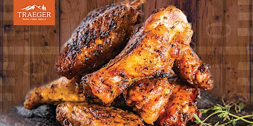 Traeger Gameday Grilling Class- Tuesday, January 28th, 2020