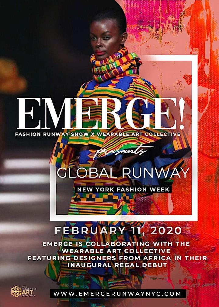 Emerge! Fashion Show New York Fashion Week image